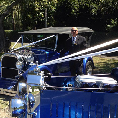 Blue Moon Rods - Chauffeured Hot Rods