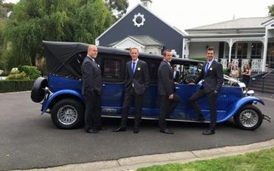 Ballara Receptions – Wedding Hot Rod Hire