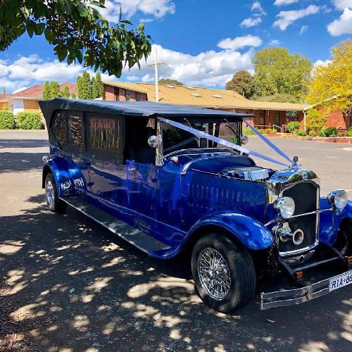 Blue Moon Rods Wedding Car Hire Melbourne
